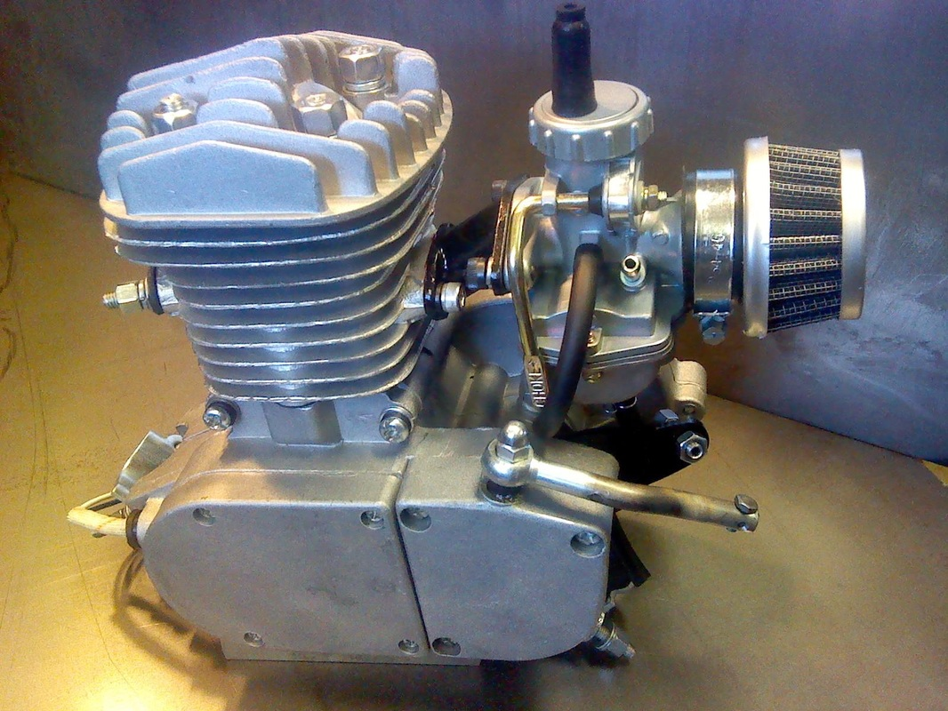 Arrow Motorized Cycles - Motorized Bicycle Racing Parts